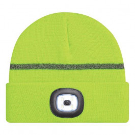 AJM Cuff Safety Toque with LED light